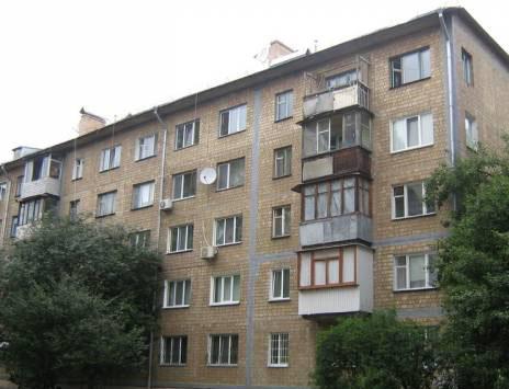 Тип дома - Хрущевка