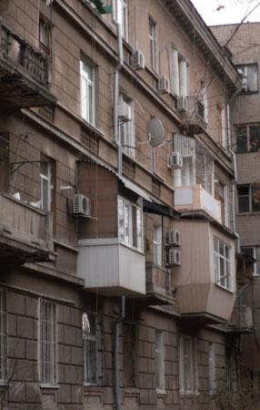 Тип дома - Сталинка